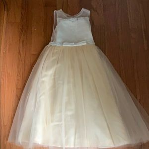 Brand new elegant girls formal dress.